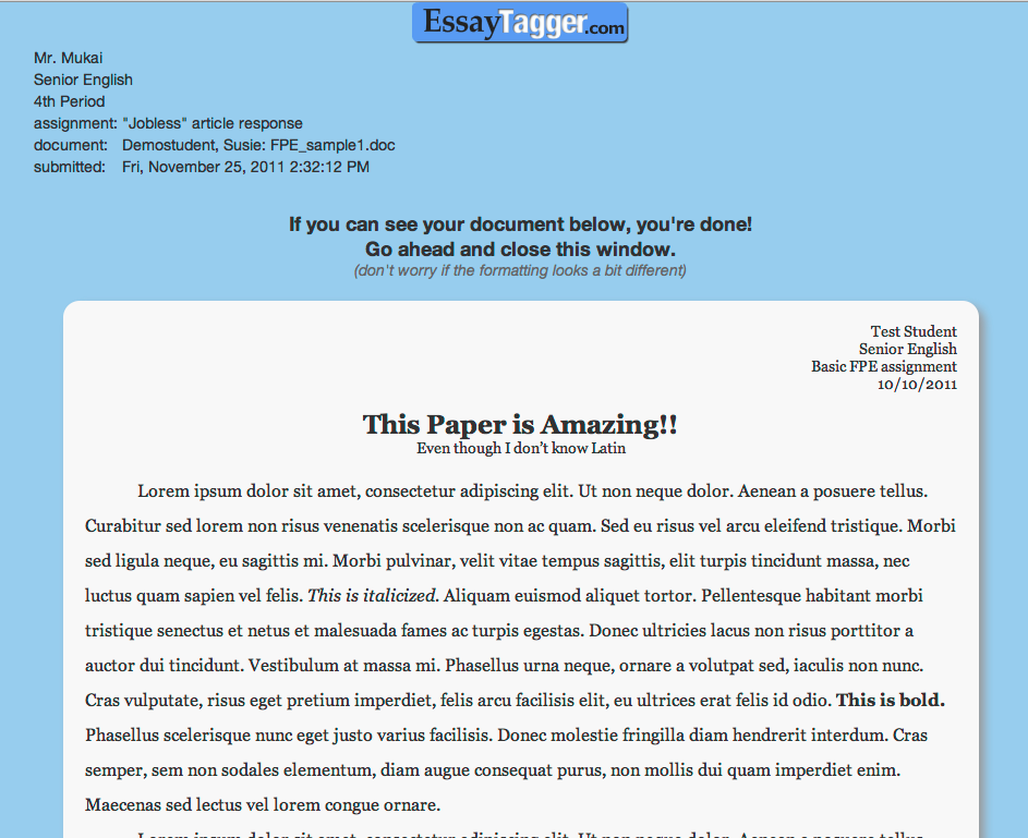 essay upload Choose one of five essay questions and upload their essay upload one resume applying for financial aid by submitting the fafsa, available in october if you are in florida, remind your students to have their parents complete the florida residency form so that they may qualify for in-state tuition.