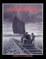 bookcover of MYSTERIES OF HARRIS BURDICK  by Van Allsburg