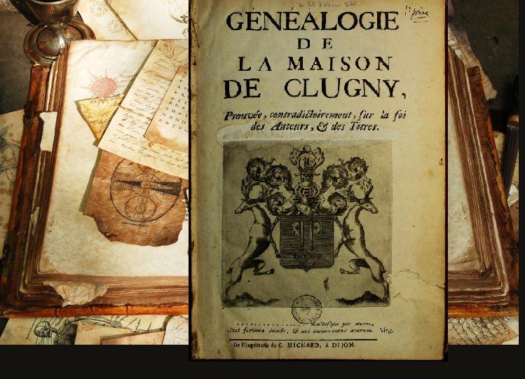 Livres Anciens de Généalogie