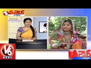Mangli Funny Conversation with Savitri over Municipal Workers Strike – Teenmaar News