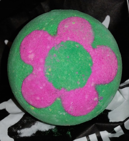 Lush Secret Garden Bath Bomb Mother's Day Collection