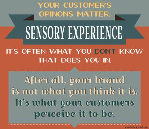 Sensorial branding, 5 senses, branding, interior design sensorial