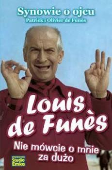 Louis de Funes. Synowie o ojcu
