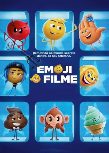 Emoji: O Filme Torrent – BluRay 720p/1080p Dual Áudio