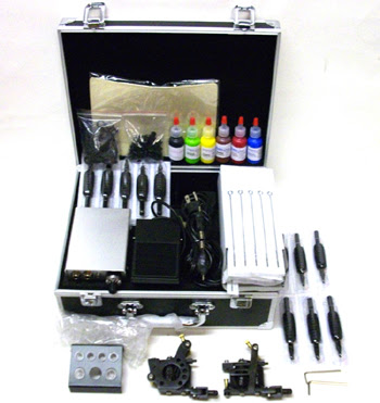 Tattoo Machine Kits 5 350 The Cost of Tattoo Supplies