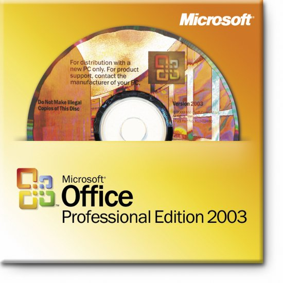 Microsoft Office 2003 Include Serial  Harga Rp 15000