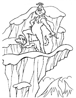 Fun Coloring Pages The Grinch