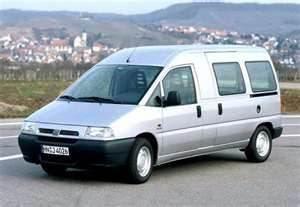 Service 52k Fiat scudo 2001