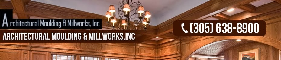 Custom Doors Miami | Architectural Moulding & Millworks (305) 638-8900