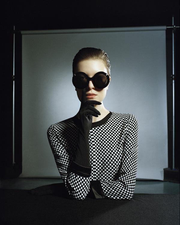©Elizaveta Porodina - All Black (Quest Magazine) Fashion Photography