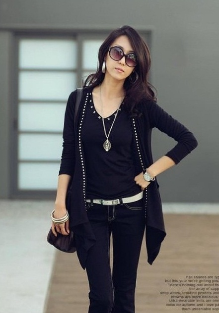 Casual Cute Korean Girls Fashion Trends Style 2012 The Latest Fashion Trends Shopping And Glamour