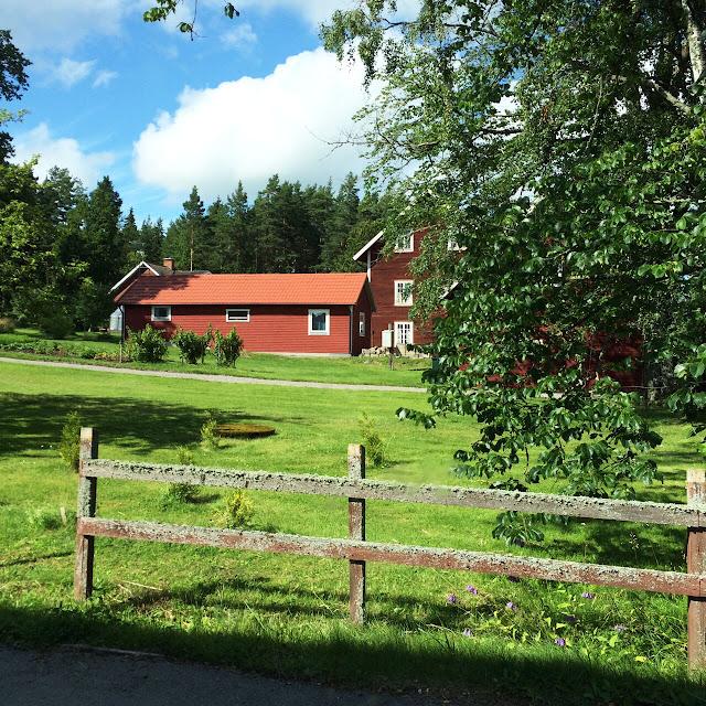 Schwedens Blockhäuser