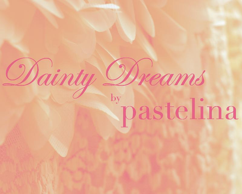 Let's Dream - Pastelina Stylish