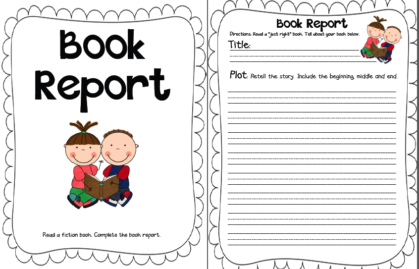 Upper Elementary Book Report Forms Grade Outline Free Printable Graphic Organizers For Opinion Writing