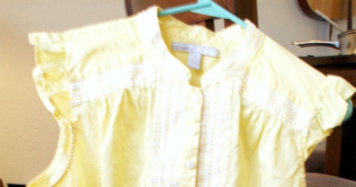 Tupelo Creative: Thrifted Shirt to Little Girl's Dress - A ...