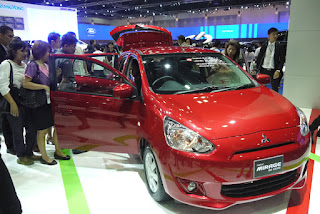 Prices and Specifications Mitsubishi Mirage