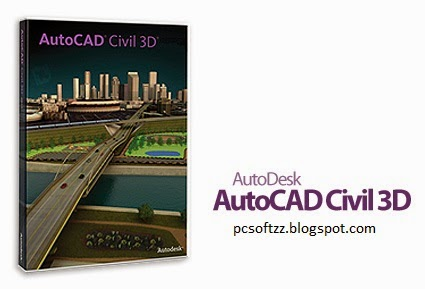 Download Autodesk AutoCAD Civil 3D 2015 x64 + 2014 x64 + 2013 x86/x64 [Full Version Direct link]