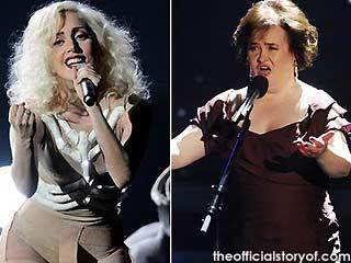 Gaga Adele