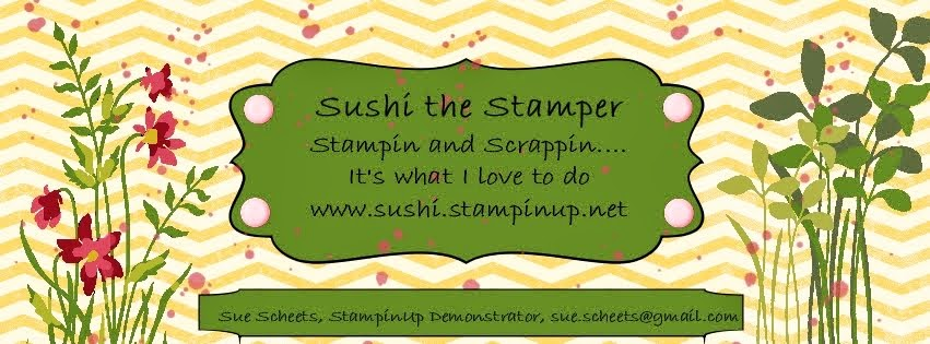 Sushi the Stamper