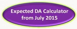 Expected DA Calculator