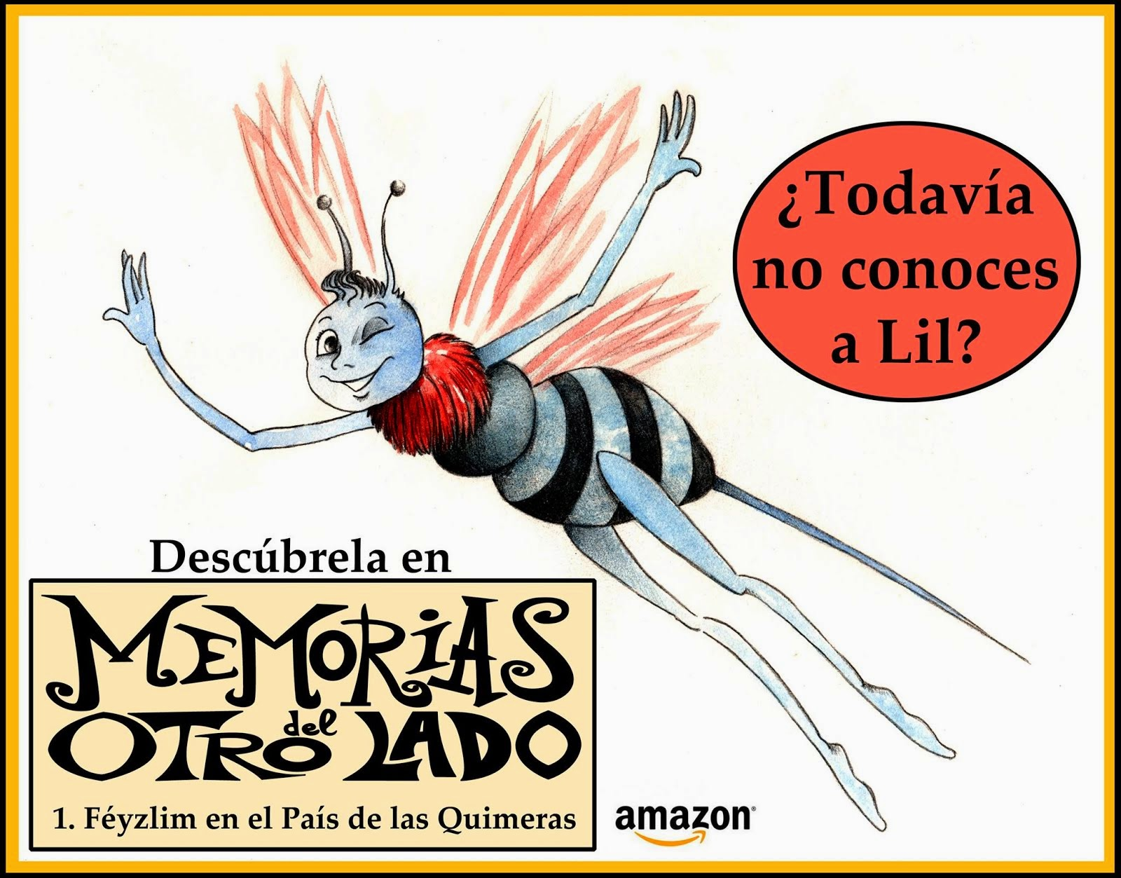 Disponible en Amazon