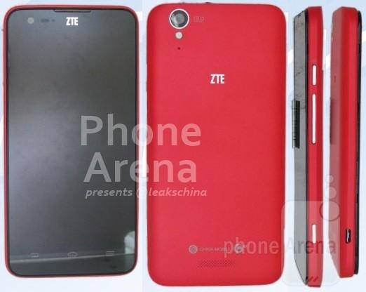 ZTE U988S, Smartphone Bertenaga Tegra 4 Pertama Di Dunia
