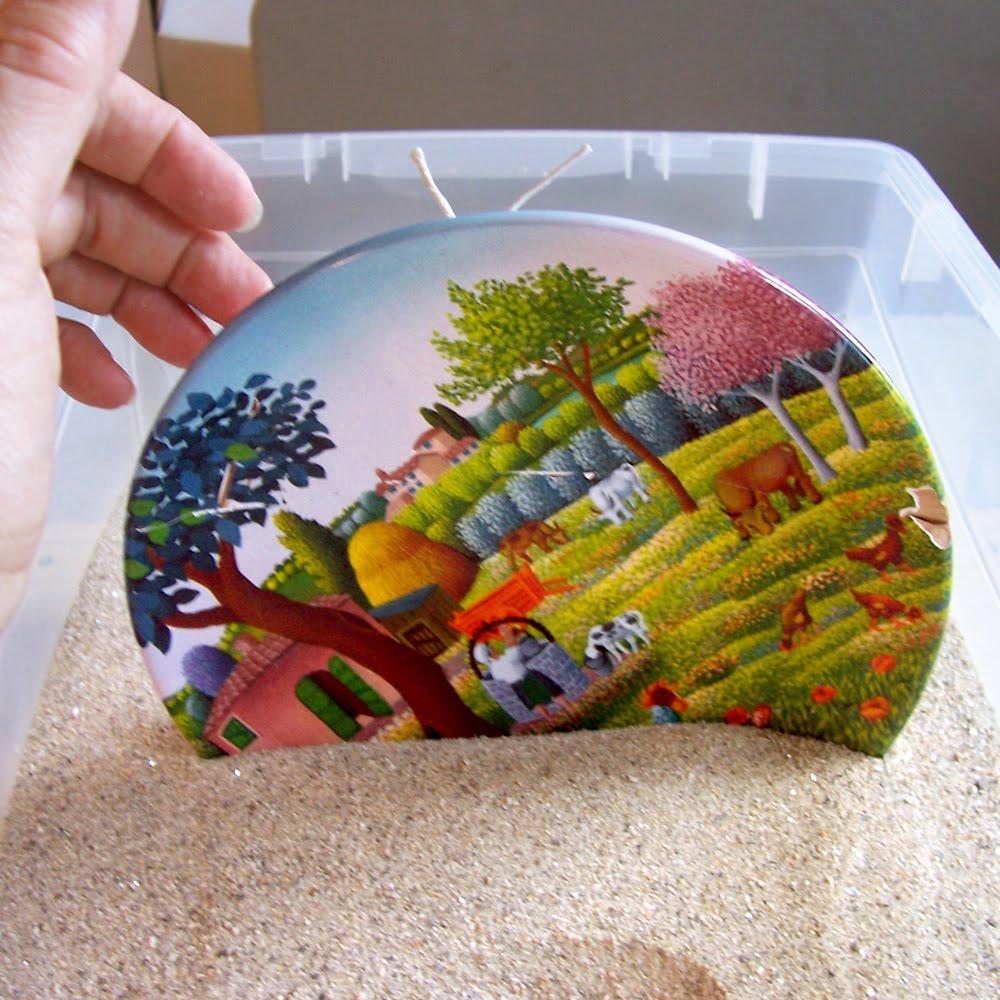 how to clean super glue off ceramic