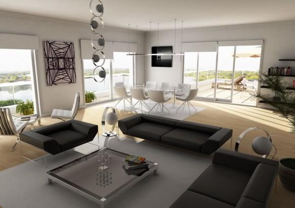 gambar desain/design ruang tamu minimalis 03