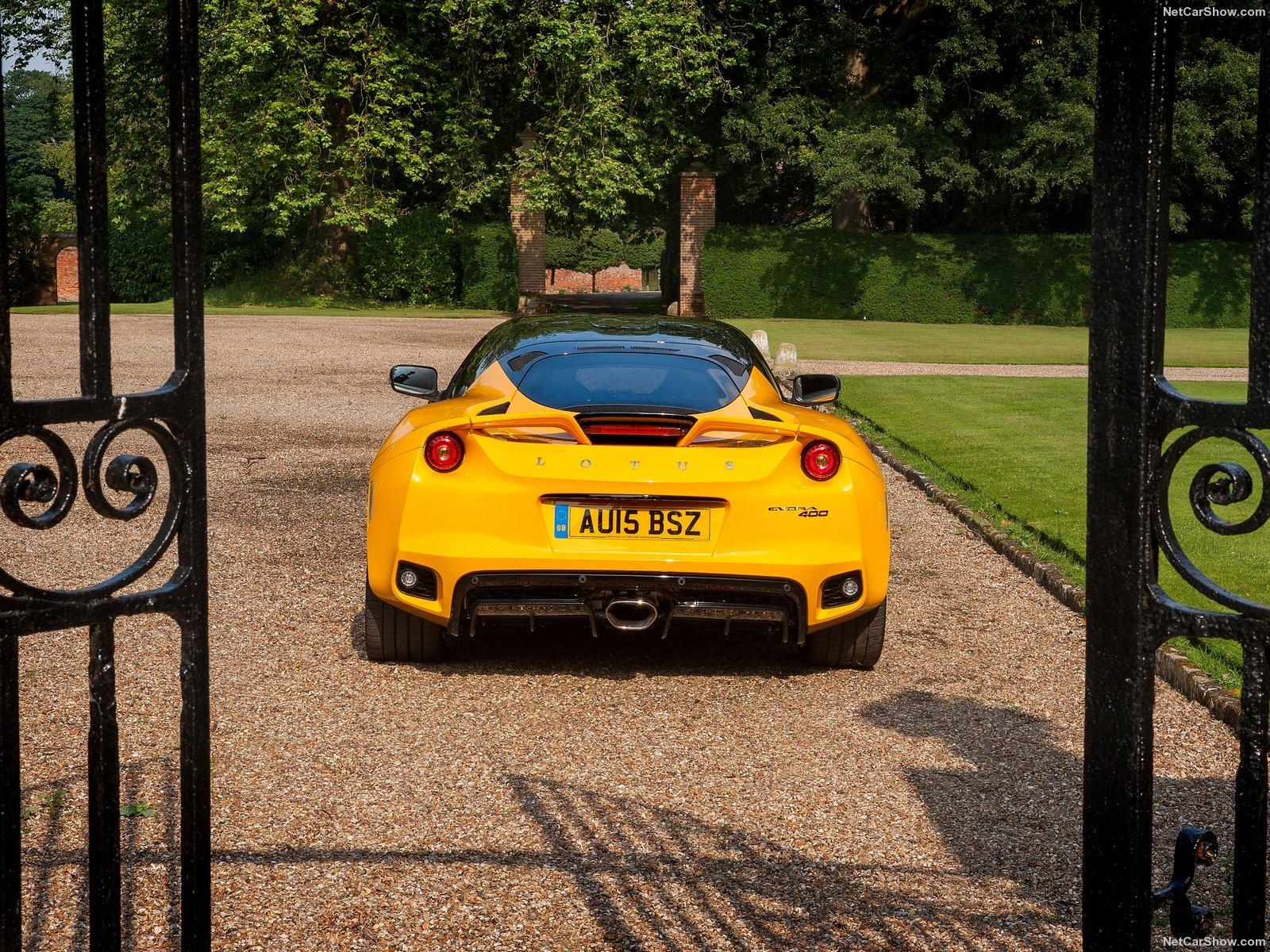 Hình ảnh siêu xe Lotus Evora 400 2016 & nội ngoại thất