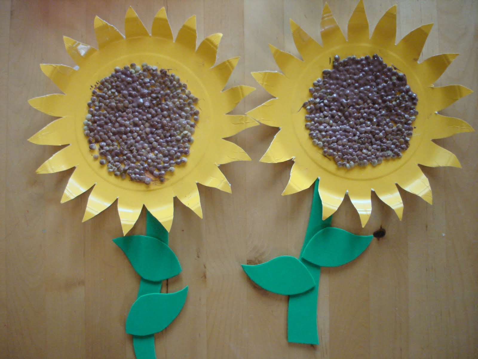 Sunflower Paper Craft 28 Images