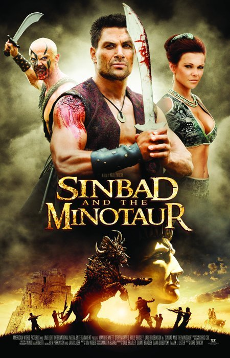 Ver Sinbad and the Minotaur (2010)