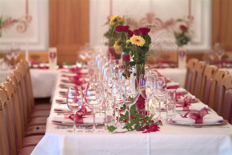 Perfect Wedding Table Flowers Decorations Ideas
