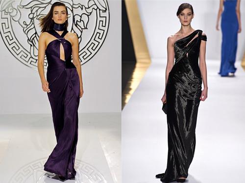 Versace and J. Mendel