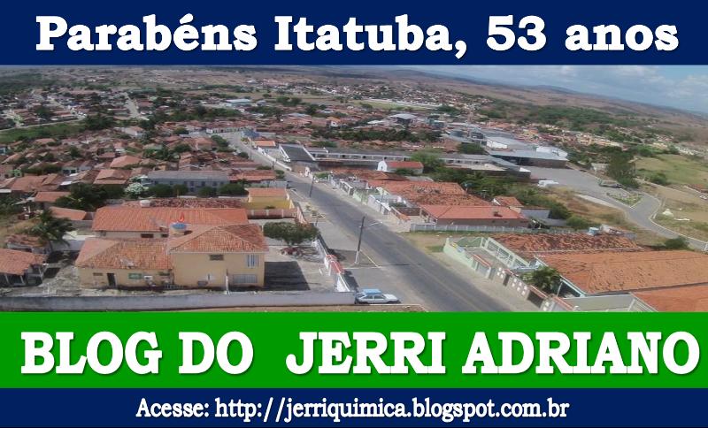 PARABENS ITATUBA