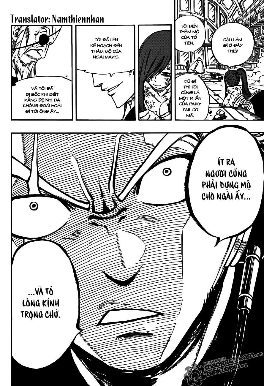 Fairy Tail chap 245 page 4 - IZTruyenTranh.com