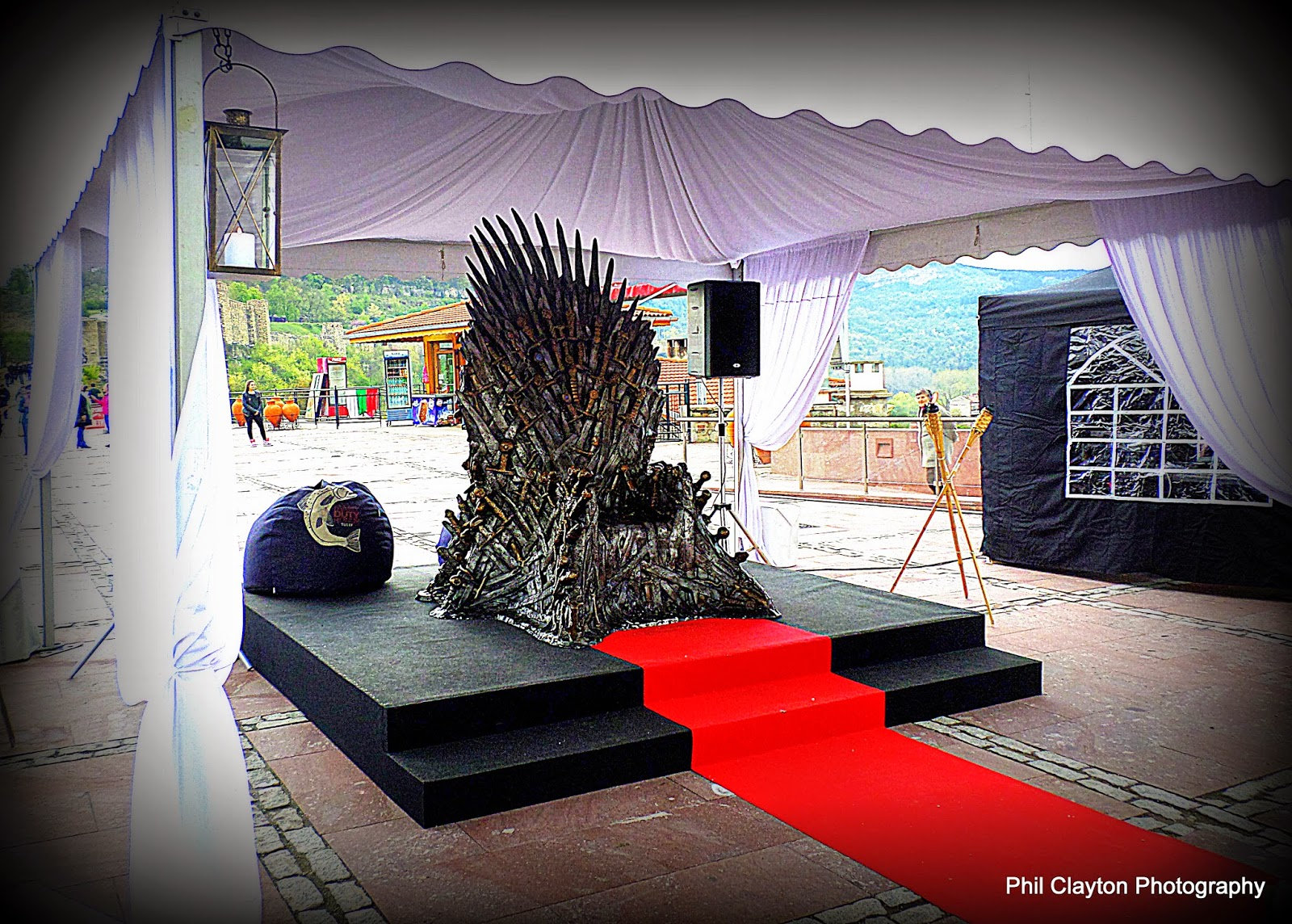 thrones in Bulgaria