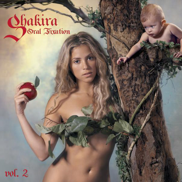 Shakira - Oral Fixation, Vol. 2 - iTunes Plus AAC M4A @Tunesbin.com