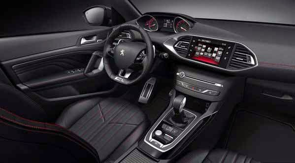 2015 New Peugeot 308 GT Review