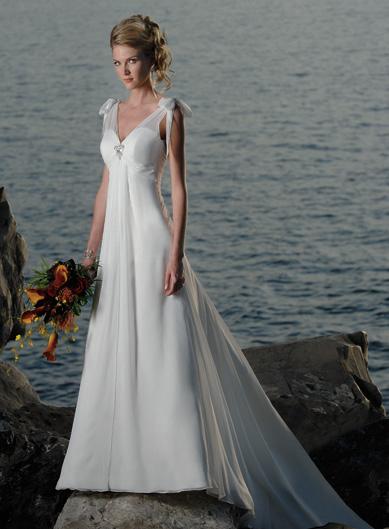 Gorgeous Wedding Dress Gorgeous Chiffon Wedding Dress