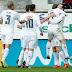 Real Madrid bate o Eibar e segue na luta pela ponta do Espanhol.