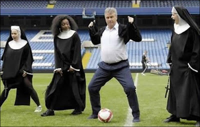 Hiddink funny
