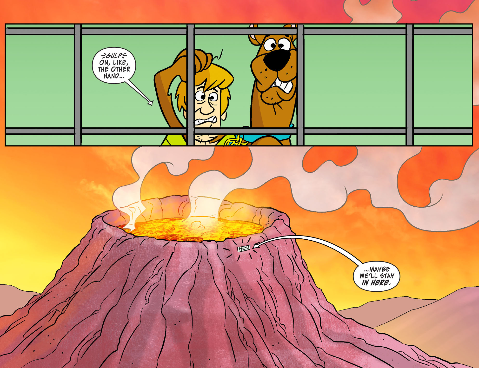 Read online Scooby-Doo! Team-Up comic -  Issue #22 - 15
