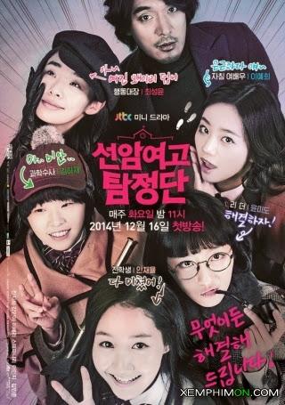 Hội Nữ Thám Tử Trường Seonam Full Tập Lồng tiếng