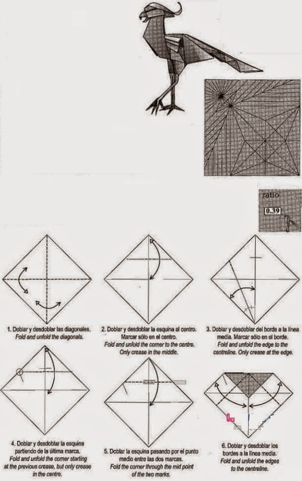 origami eagle instructions 3d origami for kids rh 3dorigamiforkids blogspot com origami eagle instructions step by step origami eagle nguyen hung cuong diagram pdf