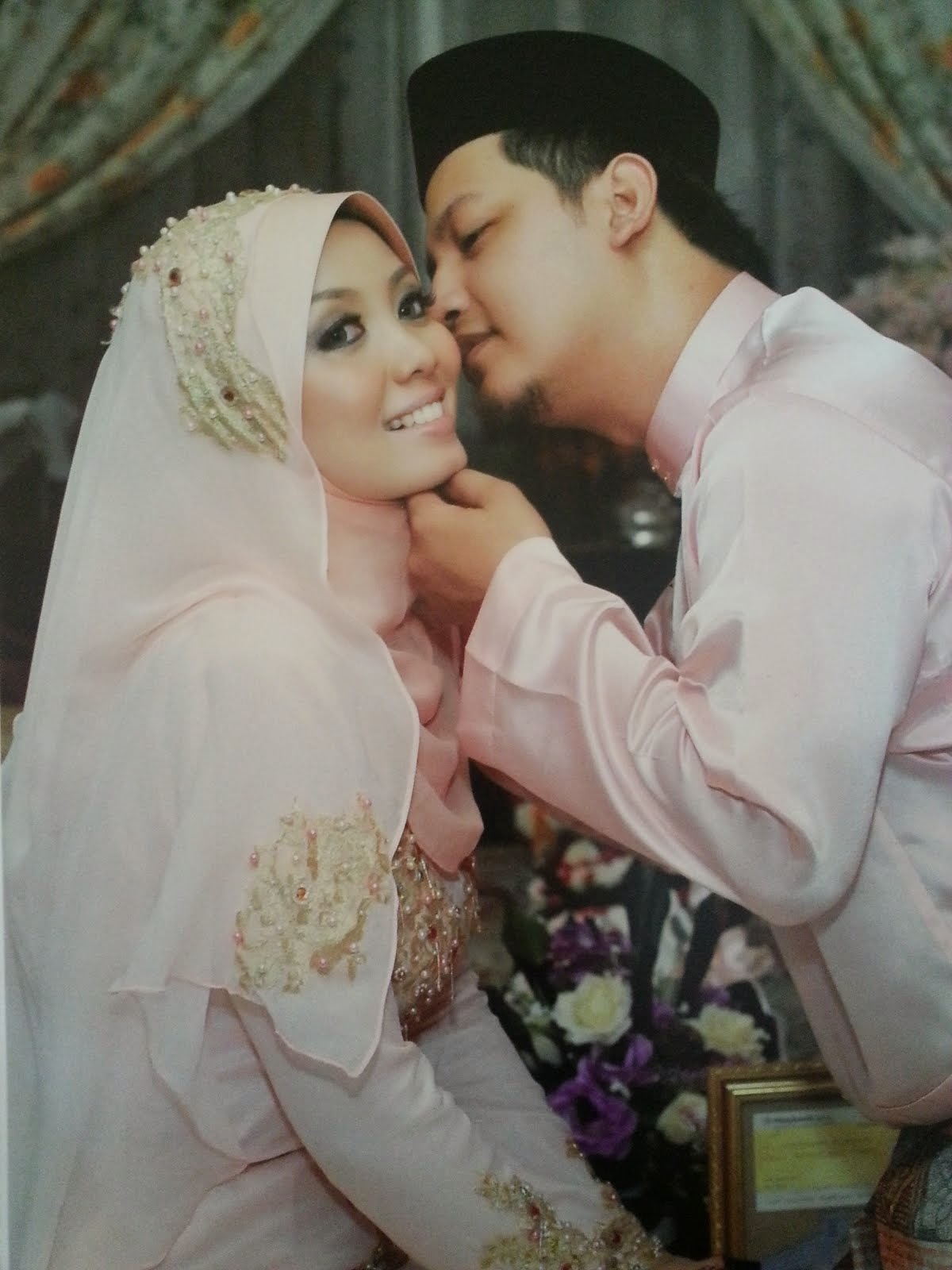 Mr & Mrs Najib