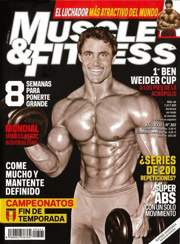Fitness Model Greg Plitt died in training
