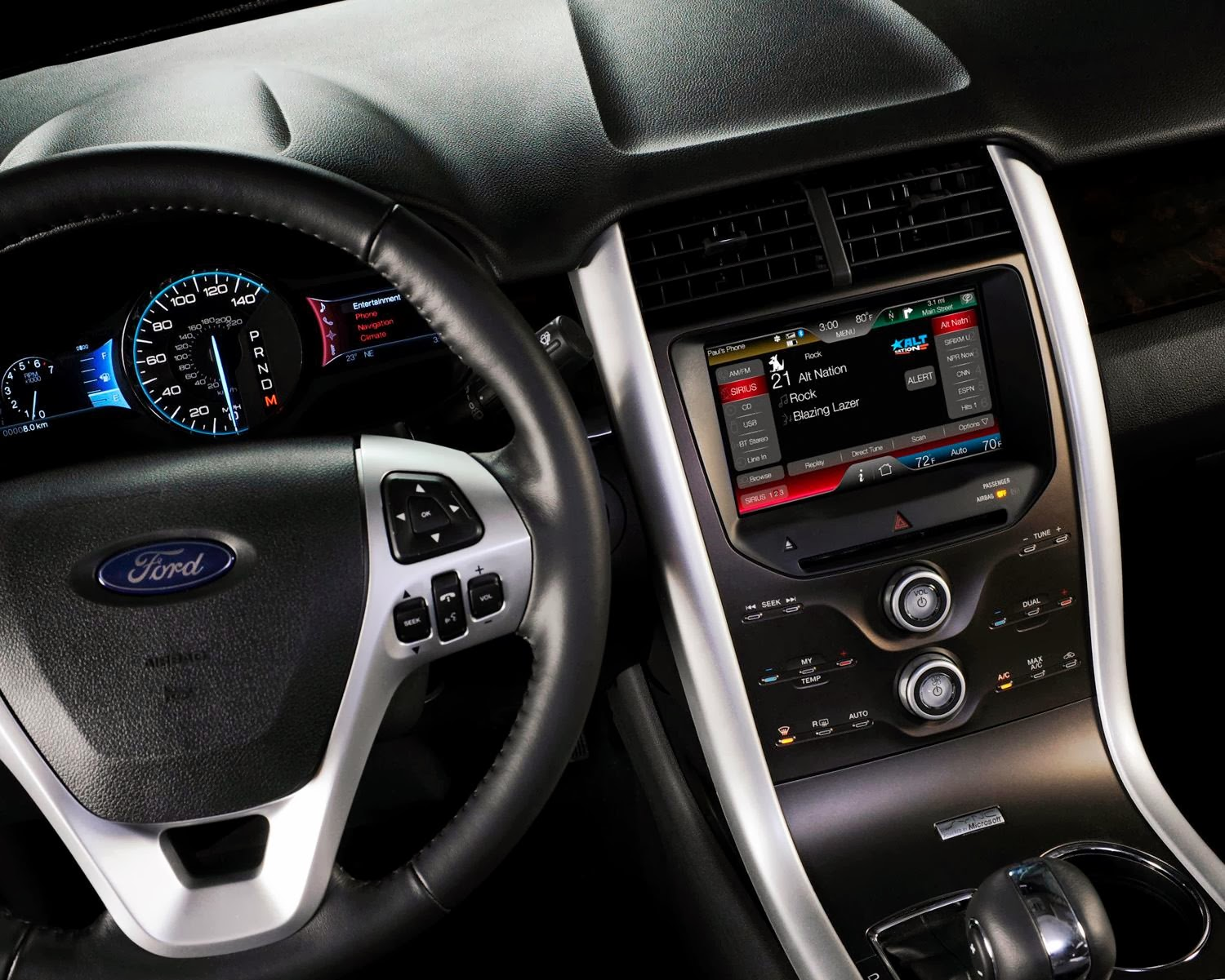 Ford to ditch microsoft sync technology for blackberry qnx sources say