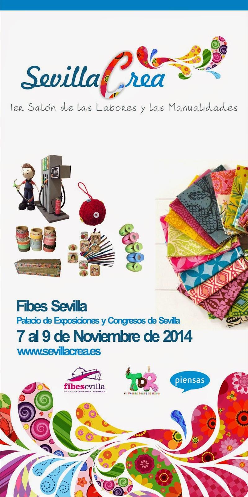 Feria de Patchwork Sevilla Crea