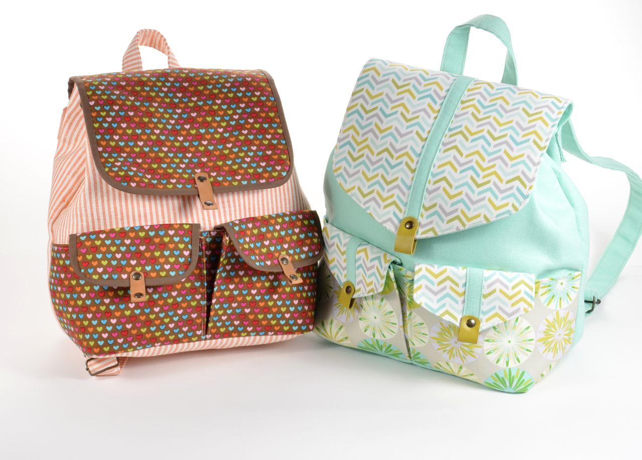 Авторские сумки-рюкзаки рюкзак king micka