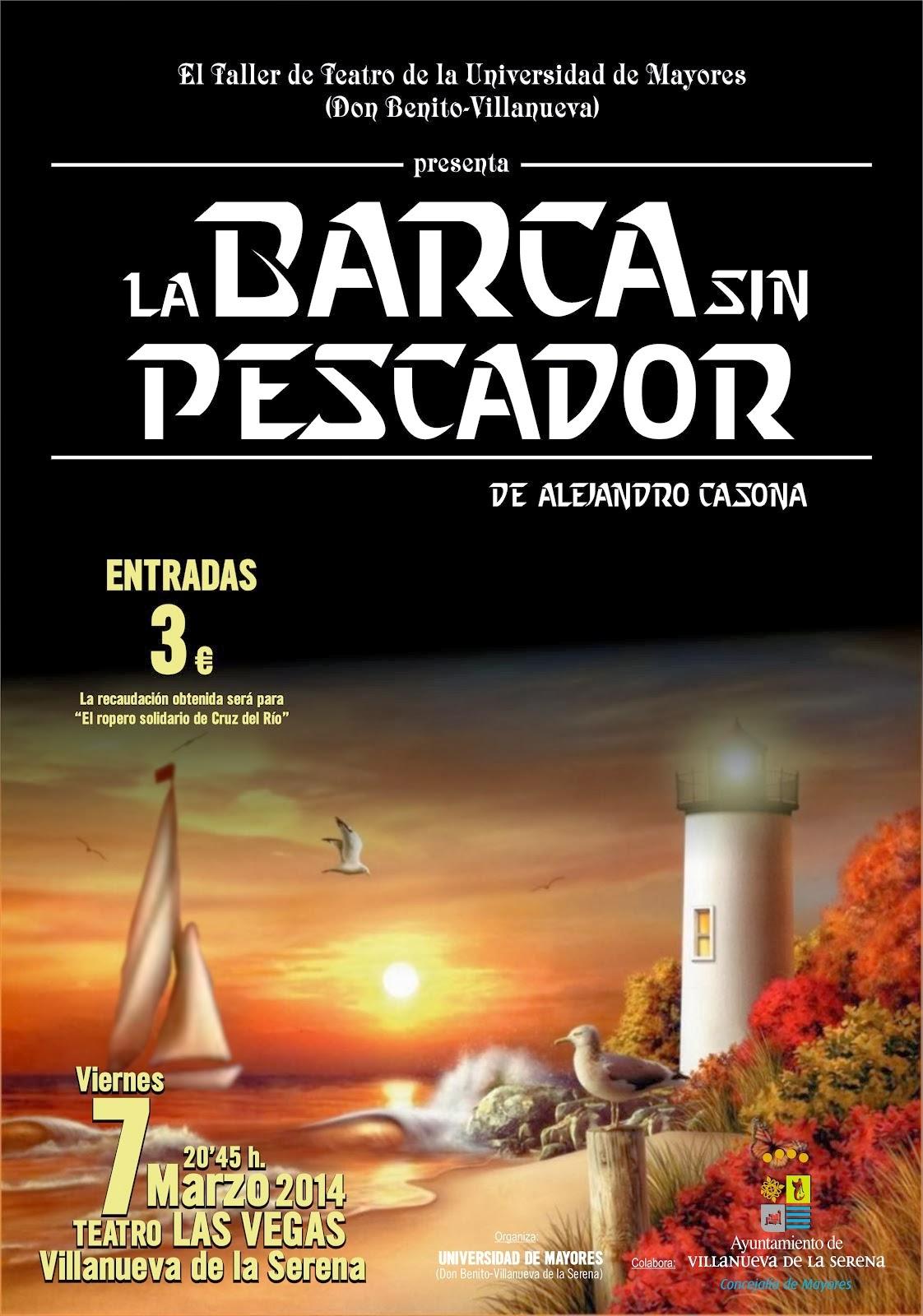 Teatro: La Barca del Pescador